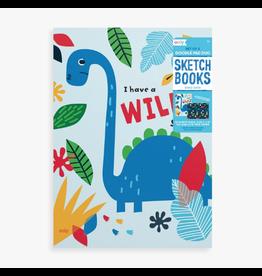 Ooly Duo Sketchbook - Dino Days