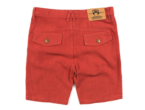 Appaman Rust Dockside Shorts