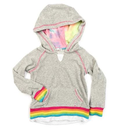 Appaman Fiona Rainbow Hoodie