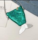 Fiddlesticks Mermaid Bag - Green