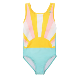 Tiny Whales Sun Child Swimsuit