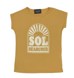 Tiny Whales Sol Searcher Tee - Teen