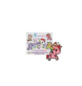 Tokidoki LLC Enamel Pin Blind Box