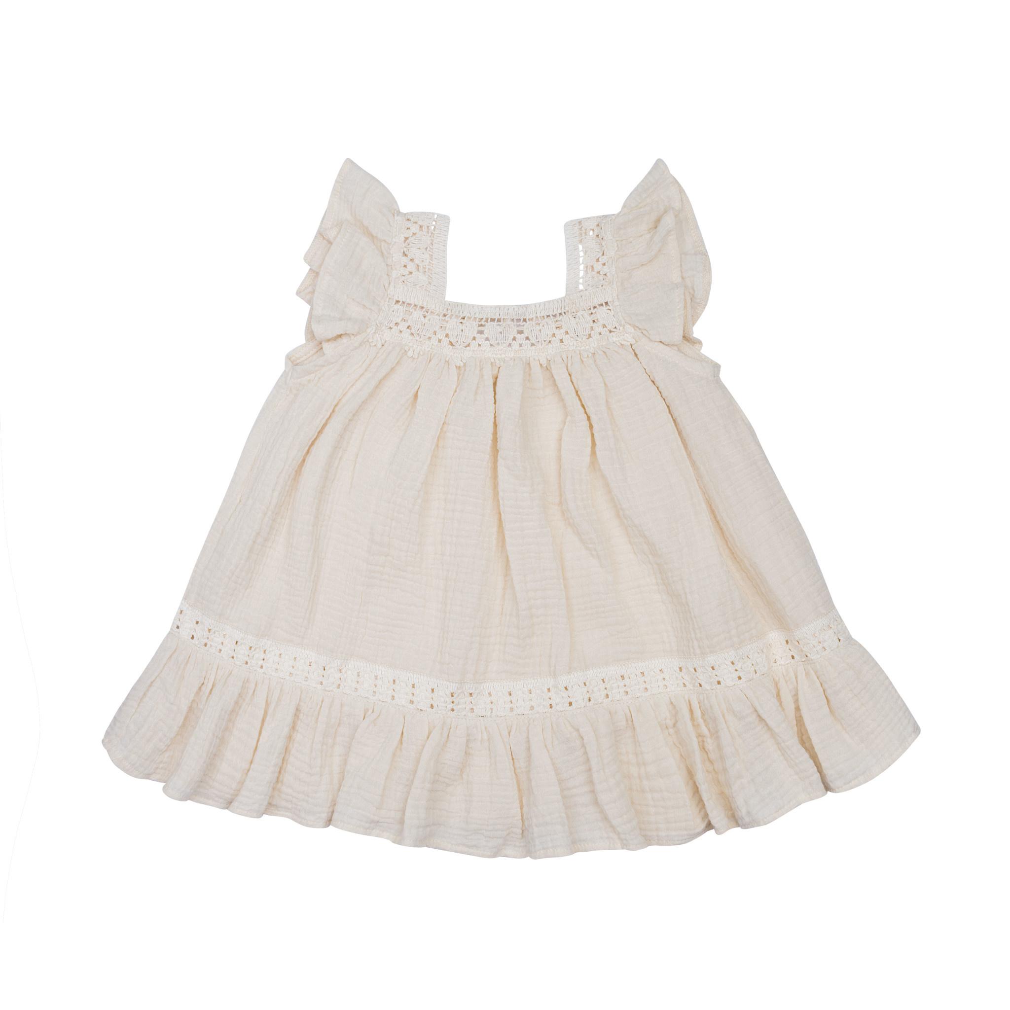 Wild & Wawa Paisley Dress