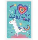 Penguin Random House I Love My Llamacorn Board Book