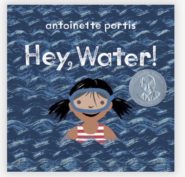 Penguin Random House Hey, Water!