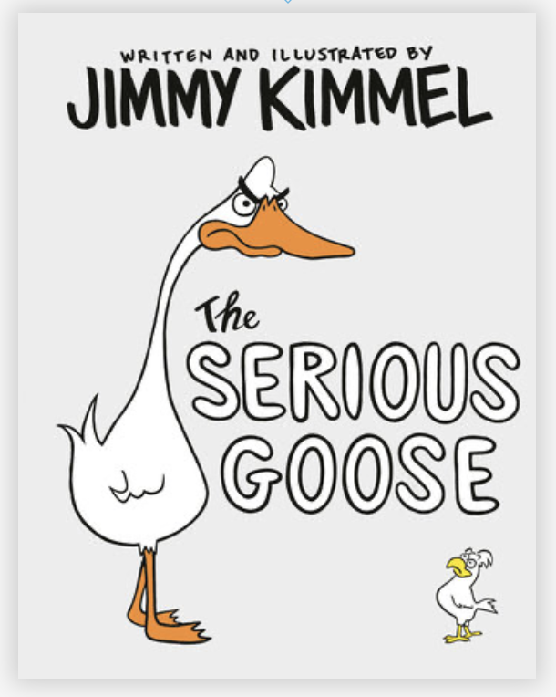 Penguin Random House The Serious Goose
