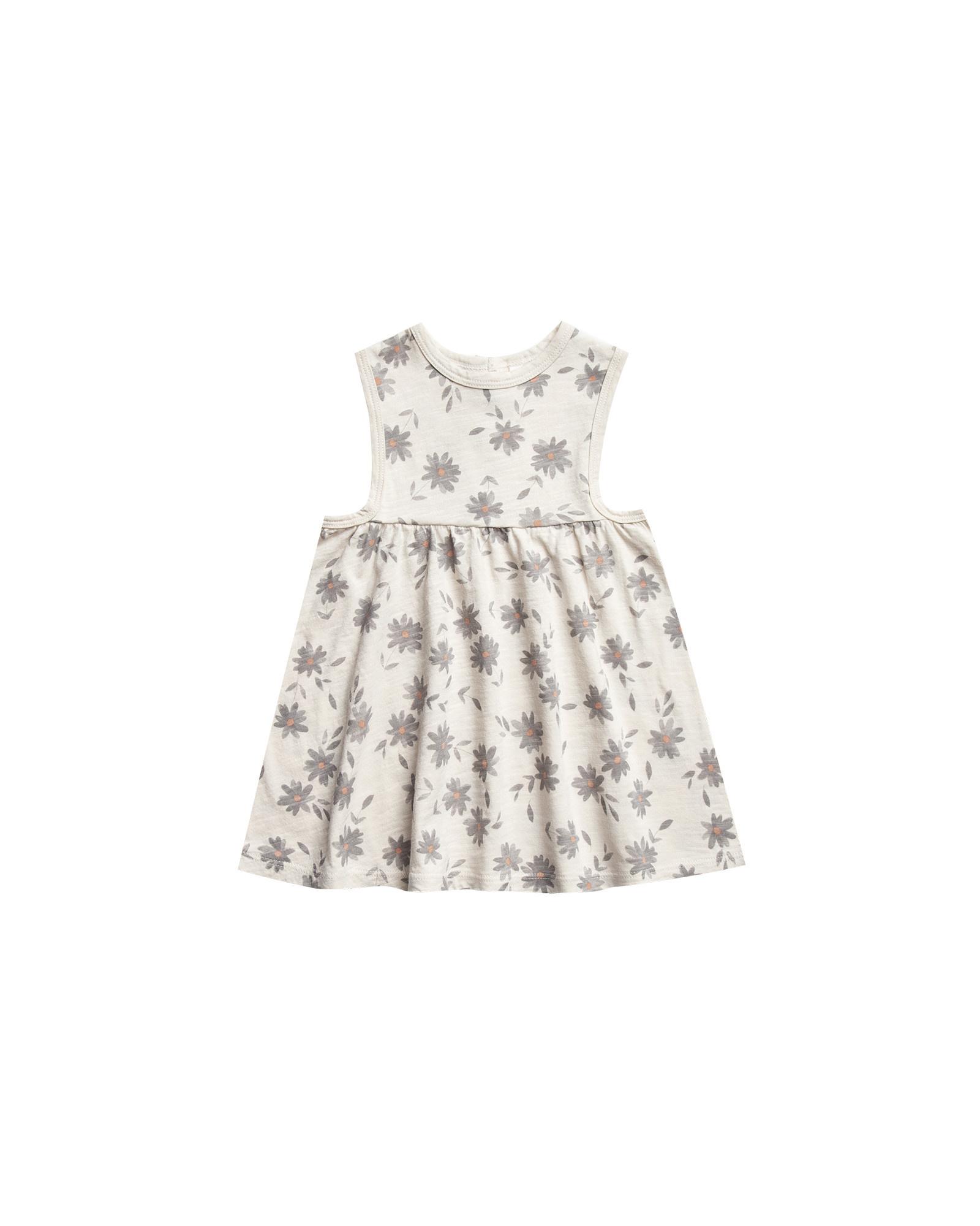 Rylee & Cru Daisies Layla Dress