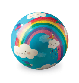 "Crocodile Creek 4"" Ball - Rainbow Dreams"