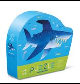 Crocodile Creek Mini Puzzle - Shark City