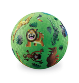 "Crocodile Creek 7"" Playground Ball - Very Wild Animals"