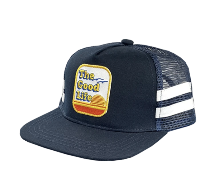 Tiny Whales The Good Life Hat