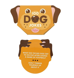 Wild & Wolf 100 Dog Jokes