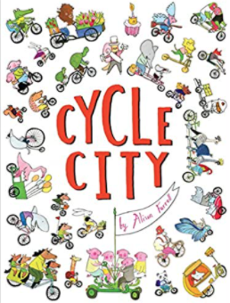 Chronicle Books Cycle City