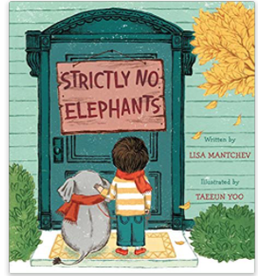 Simon & Schuster Strictly No Elephants