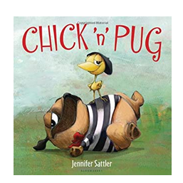 Macmillan Chick N' Pug Board Book