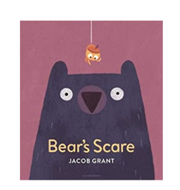 Macmillan Bear's Scare Board Book