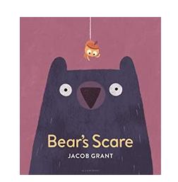 Macmillan Bear's Scare Board Book