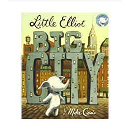 Macmillan Little Elliot, Big City Board Book