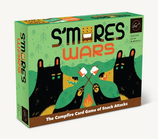 Chronicle Books S'Mores Wars