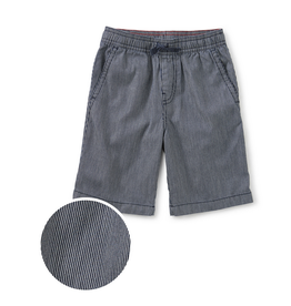 Tea Collection Railroad Stripe Short