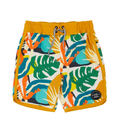 Feather 4 Arrow Tropical Boardshort