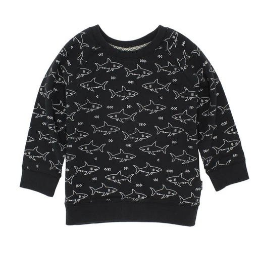 Feather 4 Arrow Sharky Waters Pullover