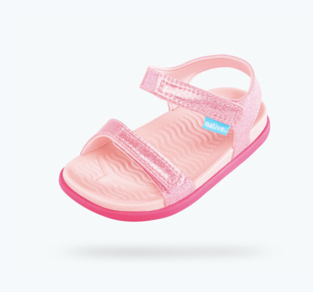 Native Kids Shoes Charley Sandal - Pink