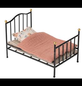 Maileg Vintage Bed - Black