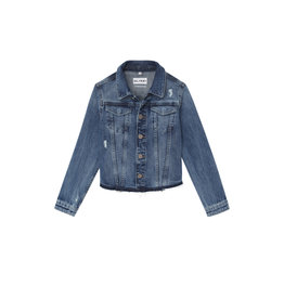 DL1961 Denim Manning Kid Jacket - Cloud