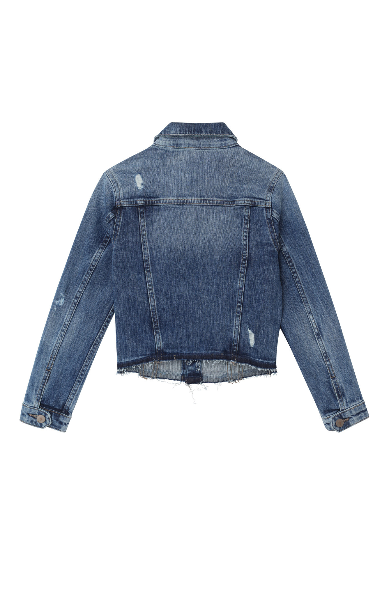 DL1961 Denim Manning Teen Jacket - Cloud