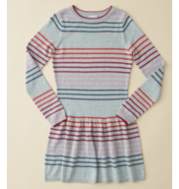 Ella Moss Multi Stripe Sweater Dress