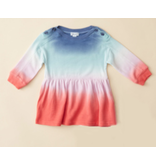 Ella Moss Dip Dye Rainbow Dress