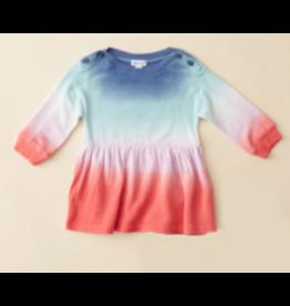 Ella Moss Dip Dye Rainbow Dress