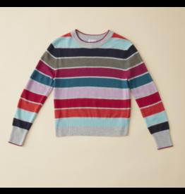 Ella Moss Multi Stripe Sweater