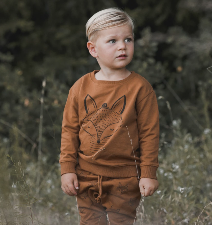 Rylee & Cru Fox Sweatshirt