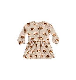 Rylee & Cru Mushroom Baby Dress