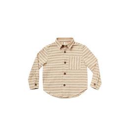 Rylee & Cru Striped Collared Shirt
