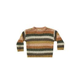 Rylee & Cru Stripe Aspen Baby Sweater