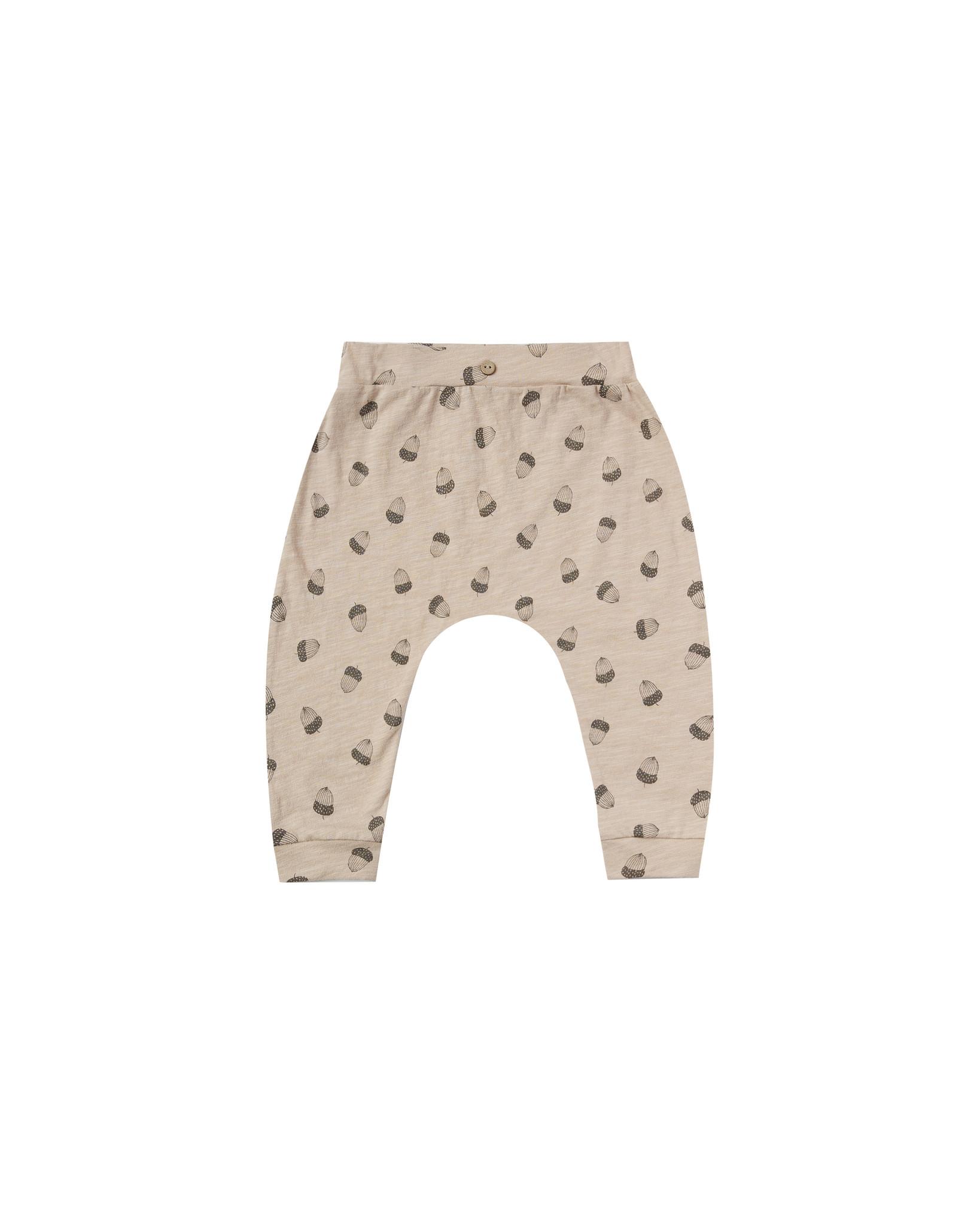 Rylee & Cru Acorn Baby Slouch Pant
