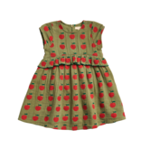 Pink Chicken Caroline Dress - Apples