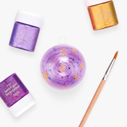 Ooly Cosmic Shine Acrylic Craft Paint
