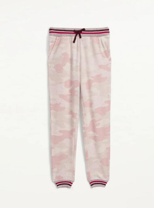 Splendid Camo Jogger - Pink