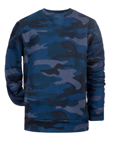 Appaman Deep Camo Sweatshirt (Teen)