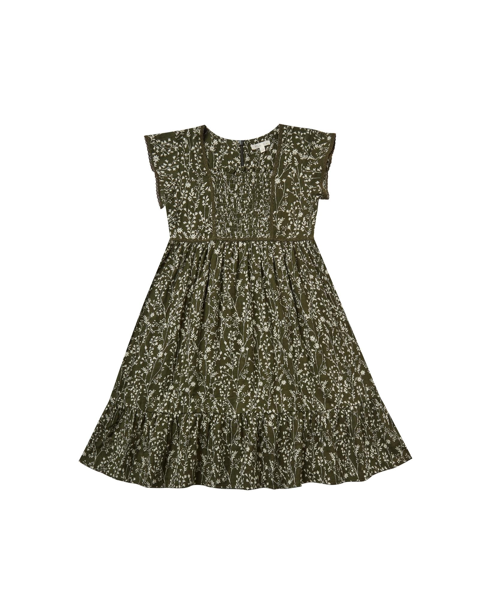 Rylee & Cru Vines Madeline Dress