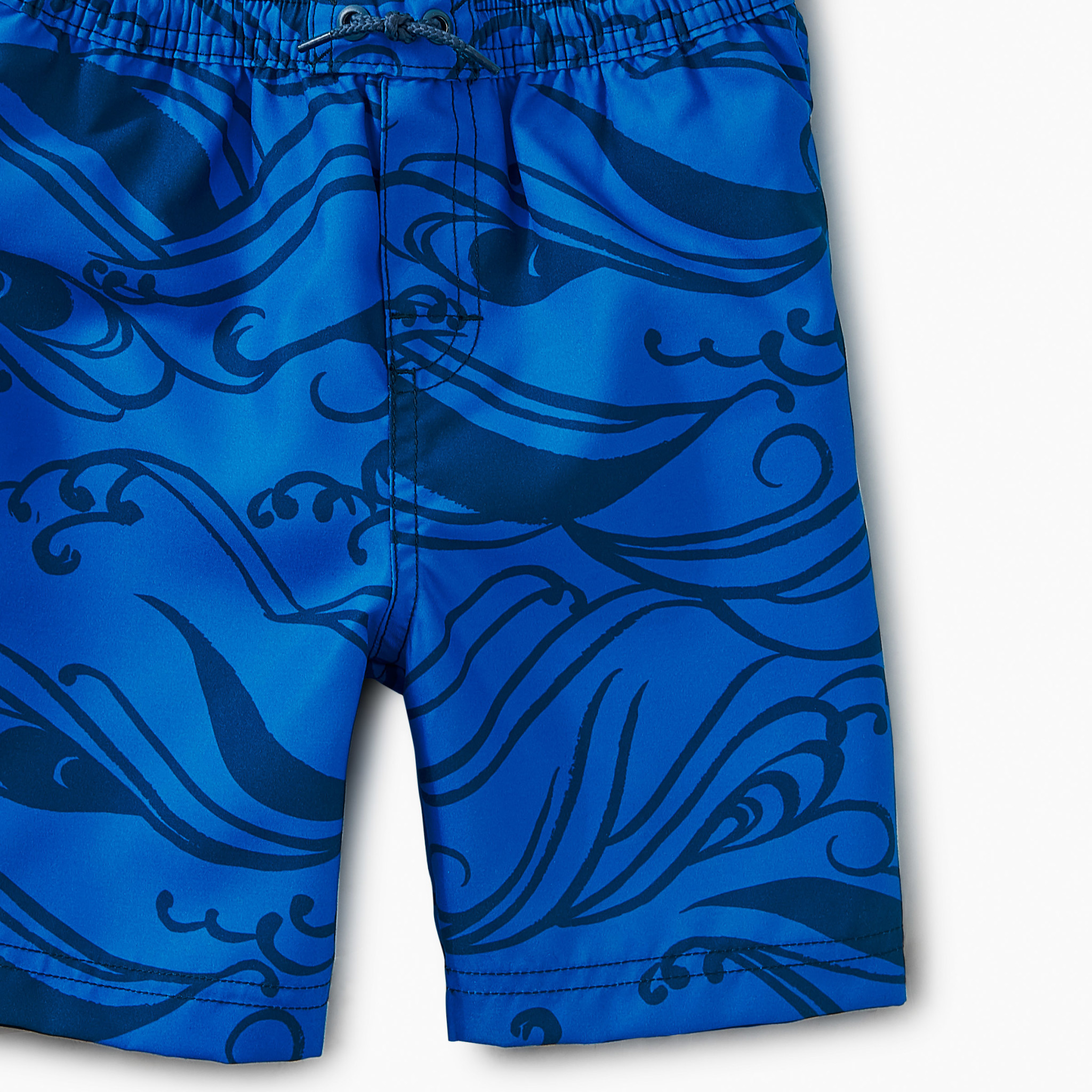 Tea Collection Big Kahuna Swim Trunks