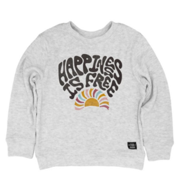 Feather 4 Arrow Happiness Is Free Pullover