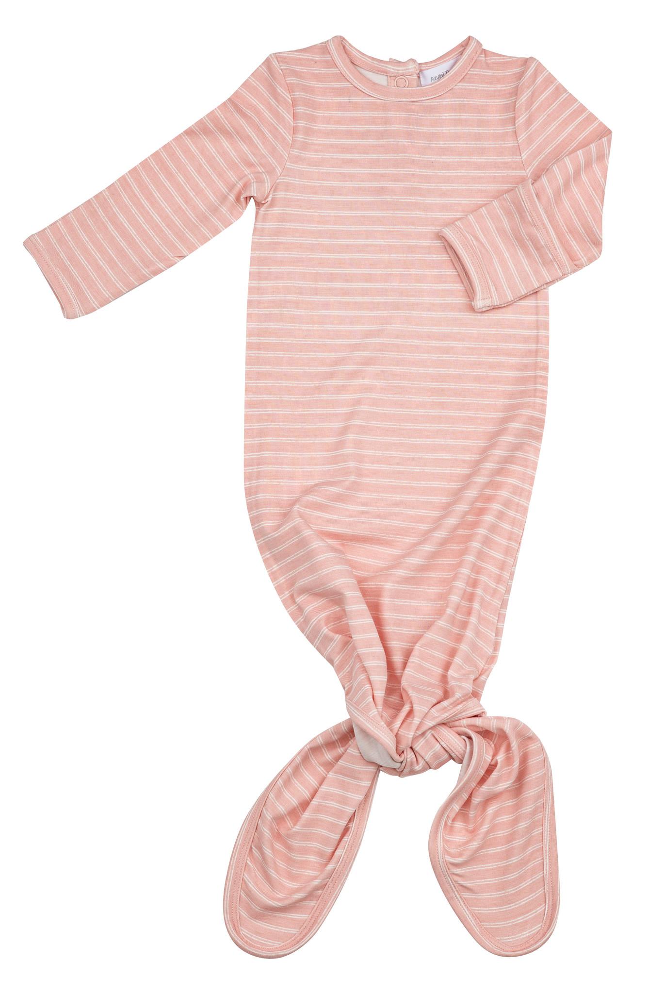 Angel Dear Stripe Hippo Gown