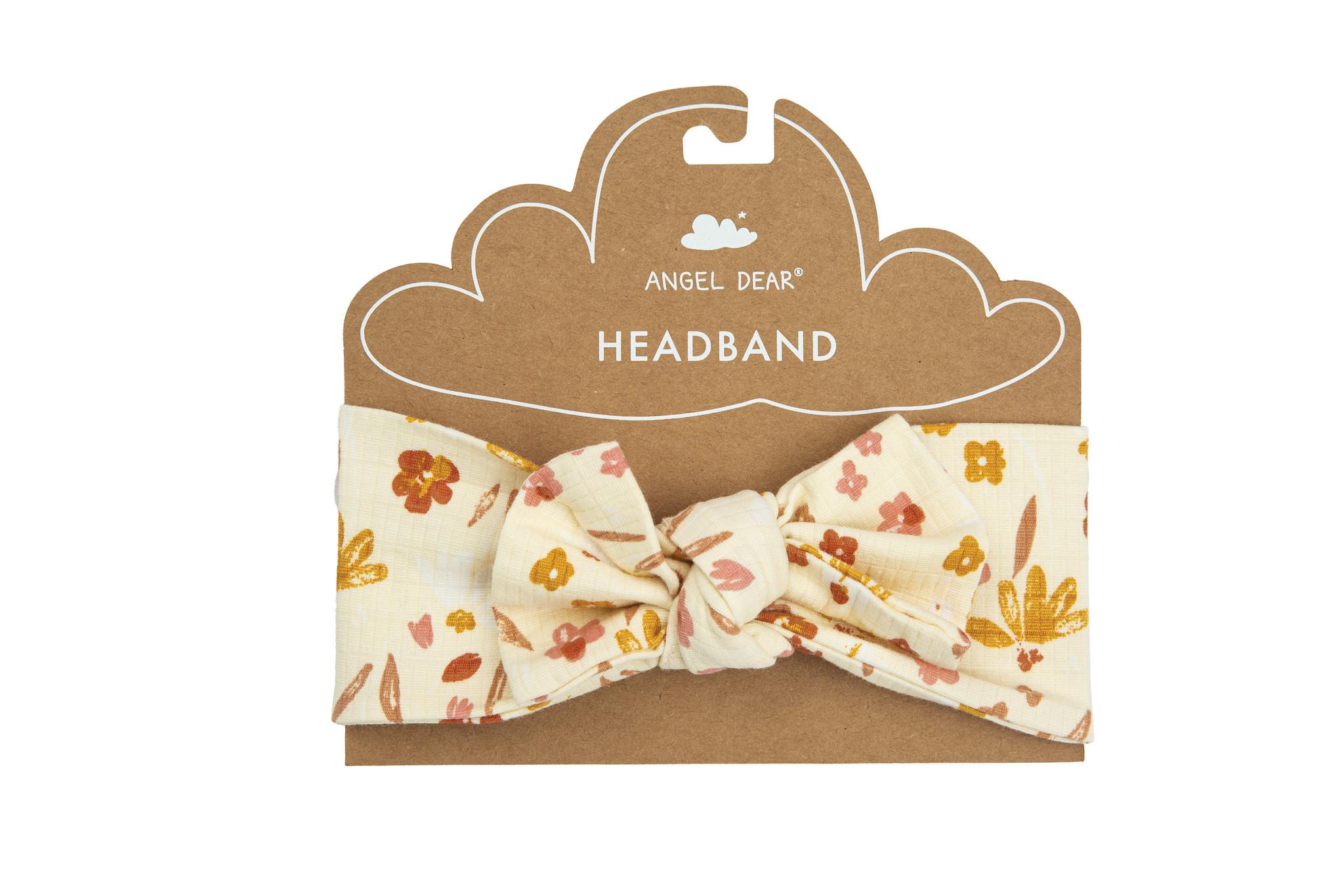 Angel Dear Daisy Baby Headband