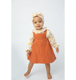 Angel Dear Corduroy Overall Dress